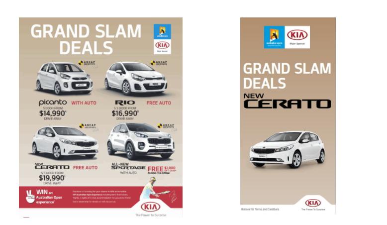 Image of Kia Grand Slam Deals