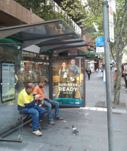 Image of ANZ Business Ready OOH