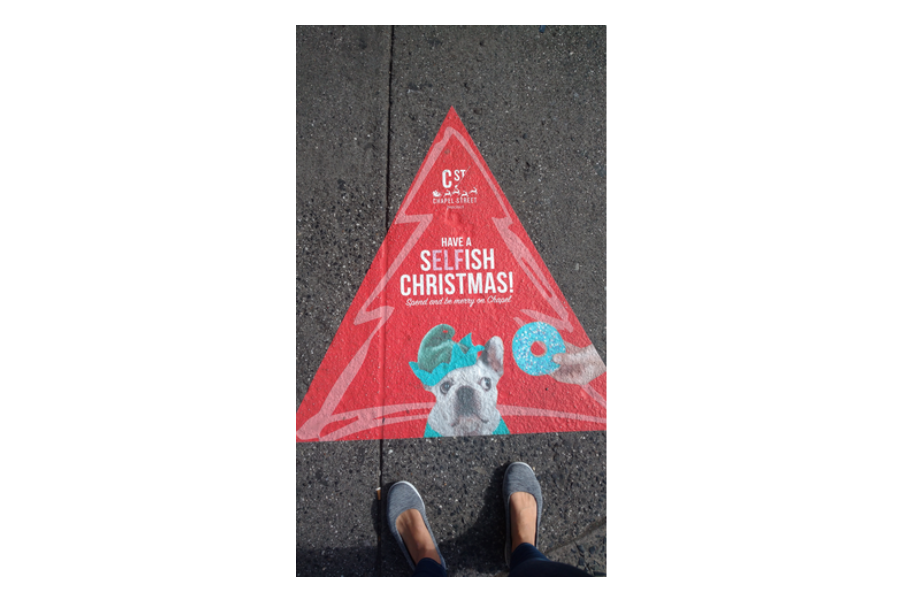 Image of Chapel Street Precinct Christmas Campaign