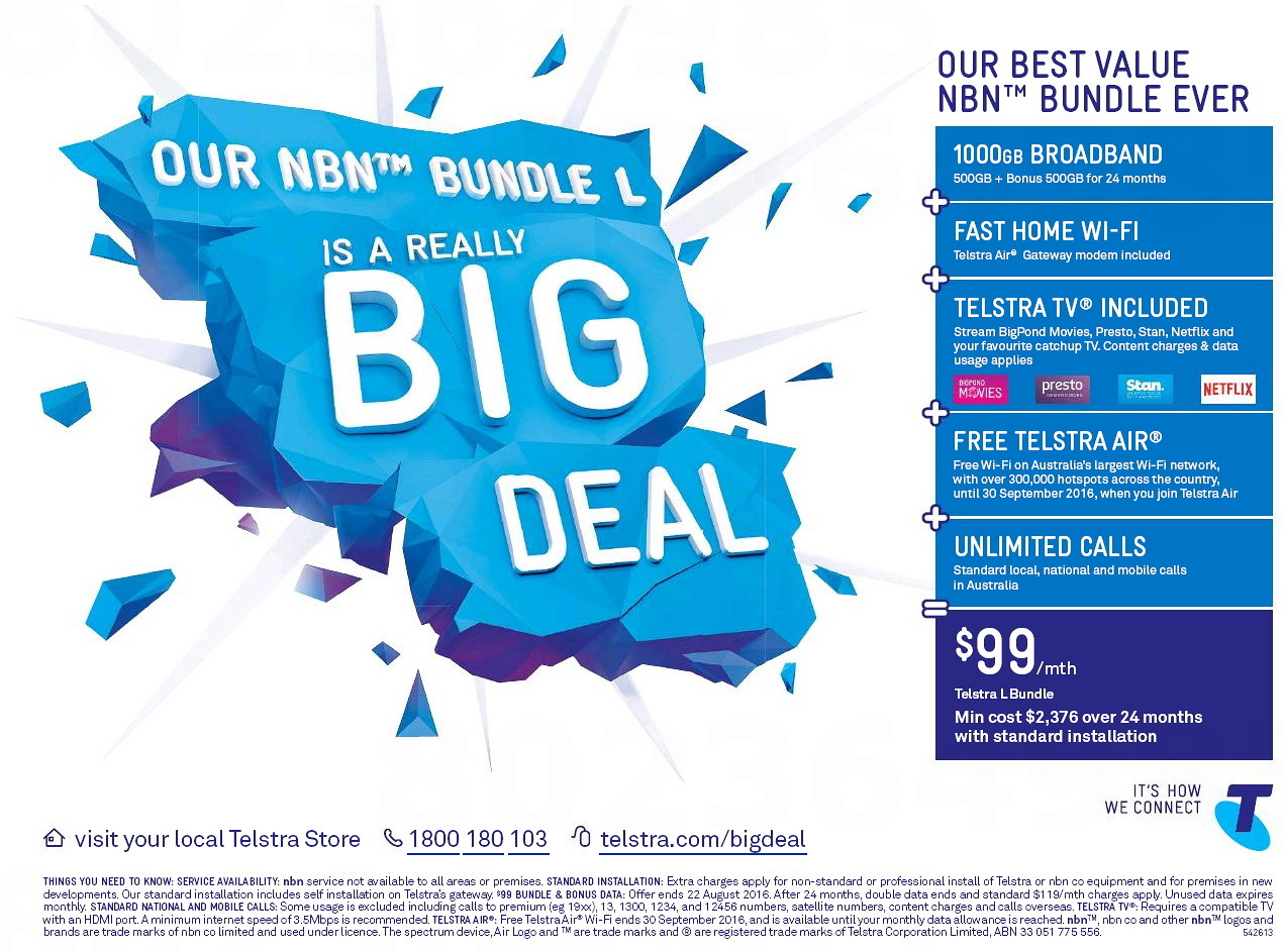 Big Datr Big Deal Ad