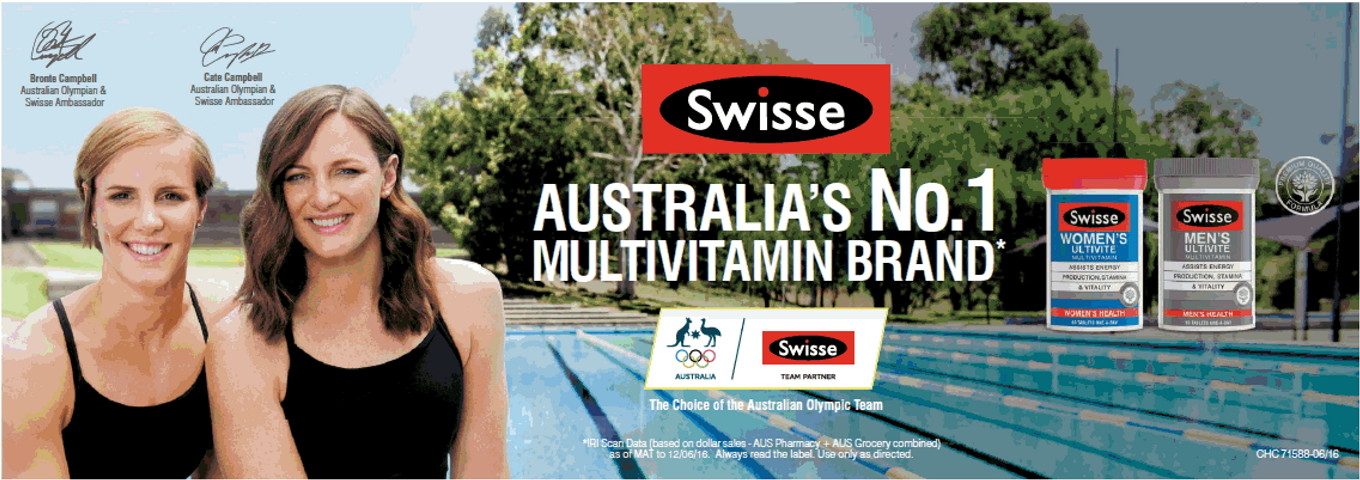 Image of Swisse Campaign